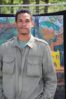 Jordan Shackelford - Paint Night Instructor at Muse Paintbar National Harbor