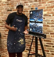 Ryan Goss - Paint Night Instructor at Muse Paintbar National Harbor
