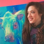 Amanda Moeckel-Calatzis - Paint Night Instructor at Muse Paintbar NYC - Tribeca
