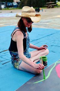 Sigrid Eilertson - Paint Night Instructor at Muse Paintbar Charlottesville