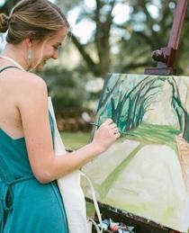 Rayne MacPhee - Paint Night Instructor at Muse Paintbar Charlottesville