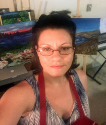 Victoria Roderick - Paint Night Instructor at Muse Paintbar Patriot Place