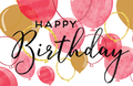 Birthday Balloons- Muse Paintbar Gift Card