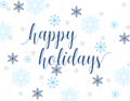 Snowflakes- Muse Paintbar Gift Card