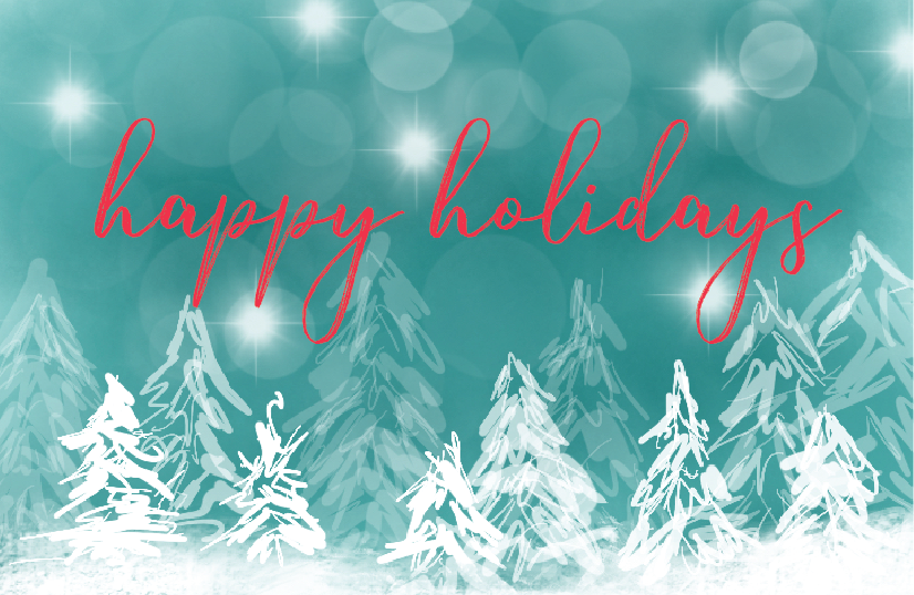 Happy Holiday - Muse Paintbar Gift Card