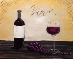 Vino- Muse Paintbar
