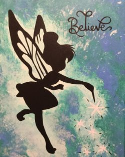 Believe- Muse Paintbar