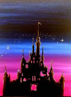Castle of Dreams- Muse Paintbar