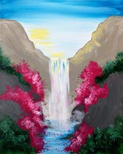 Colorfall- Muse Paintbar