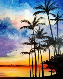 Cosmic- Muse Paintbar