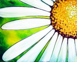 Daisy- Muse Paintbar