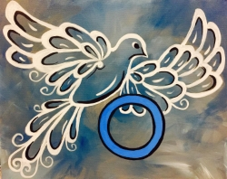 Diabetes Awareness Painting- Muse Paintbar