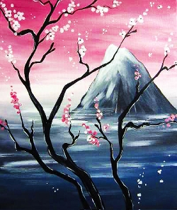 Majestic Mountain- Muse Paintbar
