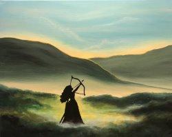 Misty Fields- Muse Paintbar