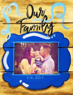 Our Family- Muse Paintbar