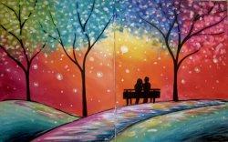 Park Paradise- Muse Paintbar