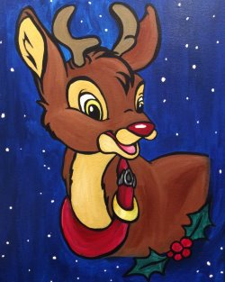 Rudolph- Muse Paintbar
