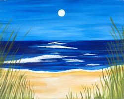 Serenity- Muse Paintbar