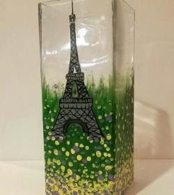 Spring in Paris- Muse Paintbar