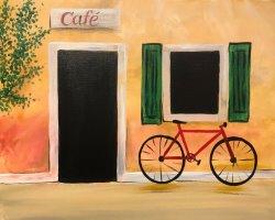 Tuscan Cafe- Muse Paintbar