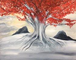Weirwood Tree - Muse Paintbar