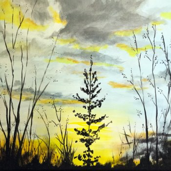 Canvas Painting Class on 04/26 at Muse Paintbar Richmond