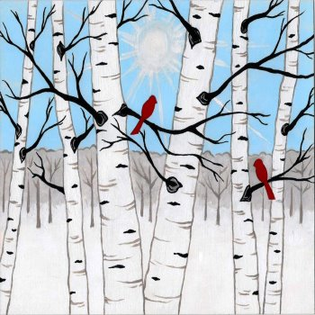 Canvas Painting Class on 12/21 at Muse Paintbar Ridge Hill