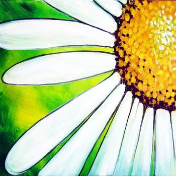 Canvas Painting Class on 03/18 at Muse Paintbar Providence