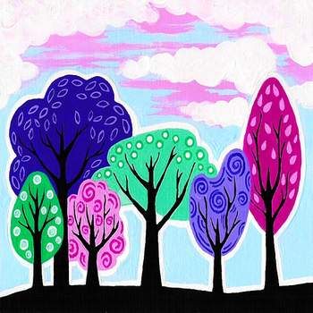 Canvas Painting Class on 04/13 at Muse Paintbar Virginia Beach