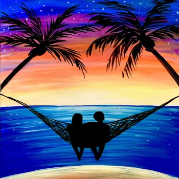 Special Paint & Sip Event on 06/21 at Muse Paintbar Patriot Place