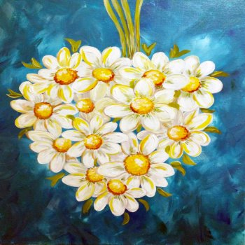 Canvas Painting Class on 05/20 at Muse Paintbar National Harbor