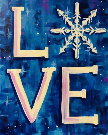 Special Paint & Sip Event on 01/12 at Muse Paintbar Norwalk