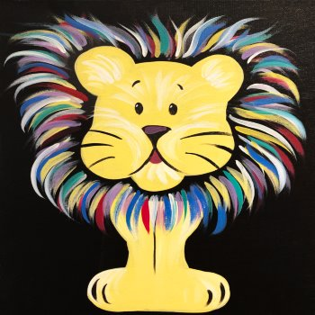 Kids Painting Class on 04/15 at Muse Paintbar Lynnfield