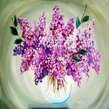 Canvas Painting Class on 02/28 at Muse Paintbar Gaithersburg