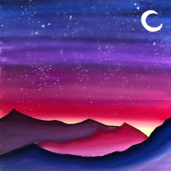 Canvas Painting Class on 08/21 at Muse Paintbar Gaithersburg