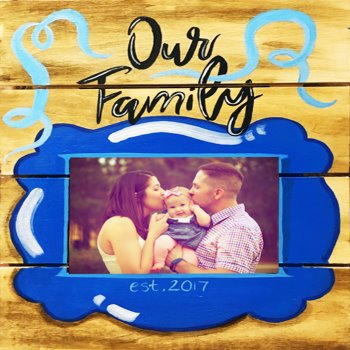 Our Family - Muse Paintbar