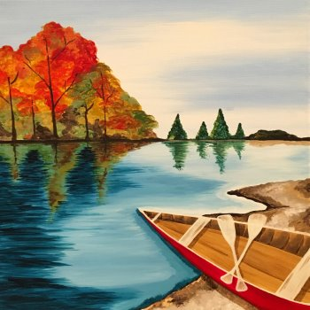 Paint Your Masterpiece on 11/17 at Muse Paintbar Fairfax (Mosaic)