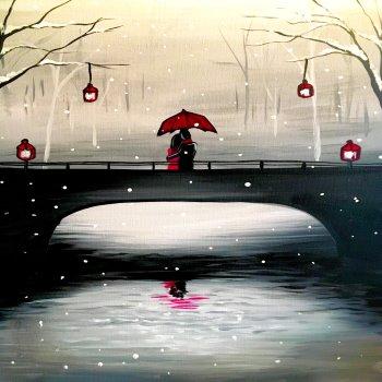 SnowyRomance - Muse Paintbar