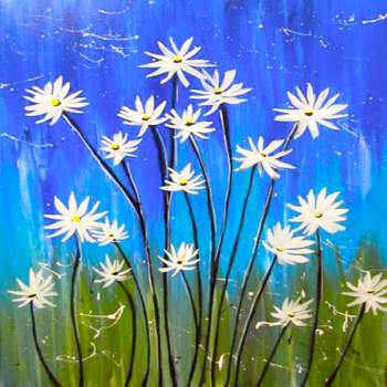 Canvas Painting Class on 04/22 at Muse Paintbar Richmond