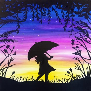 Special Paint & Sip Event on 05/25 at Muse Paintbar National Harbor