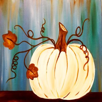 Canvas Painting Class on 09/10 at Muse Paintbar Lynnfield