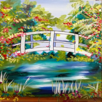 Paint Your Masterpiece on 04/21 at Muse Paintbar West Hartford