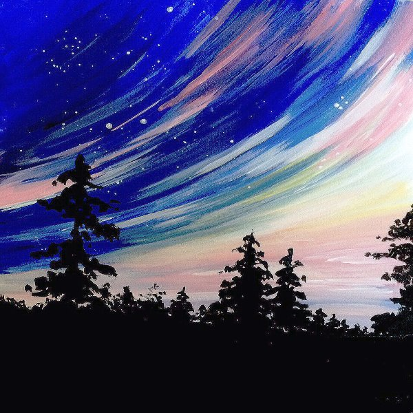 Special Paint & Sip Event on 10/16 at Muse Paintbar Gaithersburg