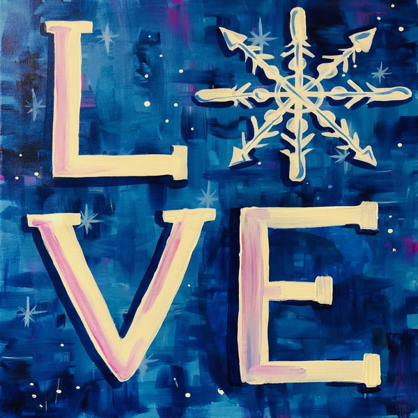 Special Paint & Sip Event on 01/18 at Muse Paintbar Woodbridge
