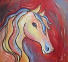 Canvas Painting Class on 04/19 at Muse Paintbar Patriot Place