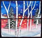 Couple's Paint Night on 12/05 at Muse Paintbar NYC - Tribeca