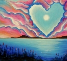 Canvas Painting Class on 02/11 at Muse Paintbar Gaithersburg