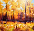 Couple's Paint Night on 10/19 at Muse Paintbar Gaithersburg