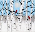 Canvas Painting Class on 12/21 at Muse Paintbar Fairfax (Mosaic)