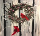 Canvas Painting Class on 11/10 at Muse Paintbar Annapolis